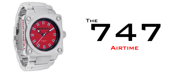 Rockwell Watches UK 747 AIRTIME
