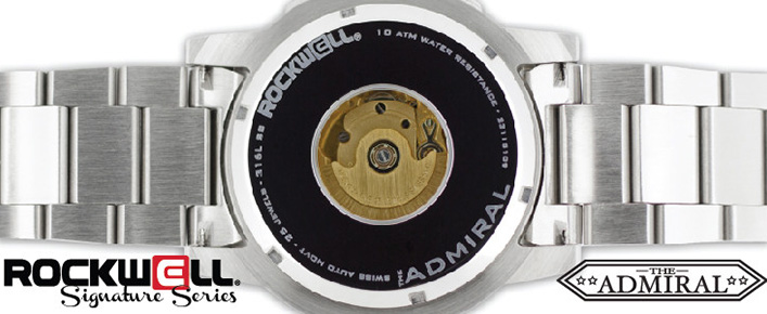 Rockwell Watches UK Admiral