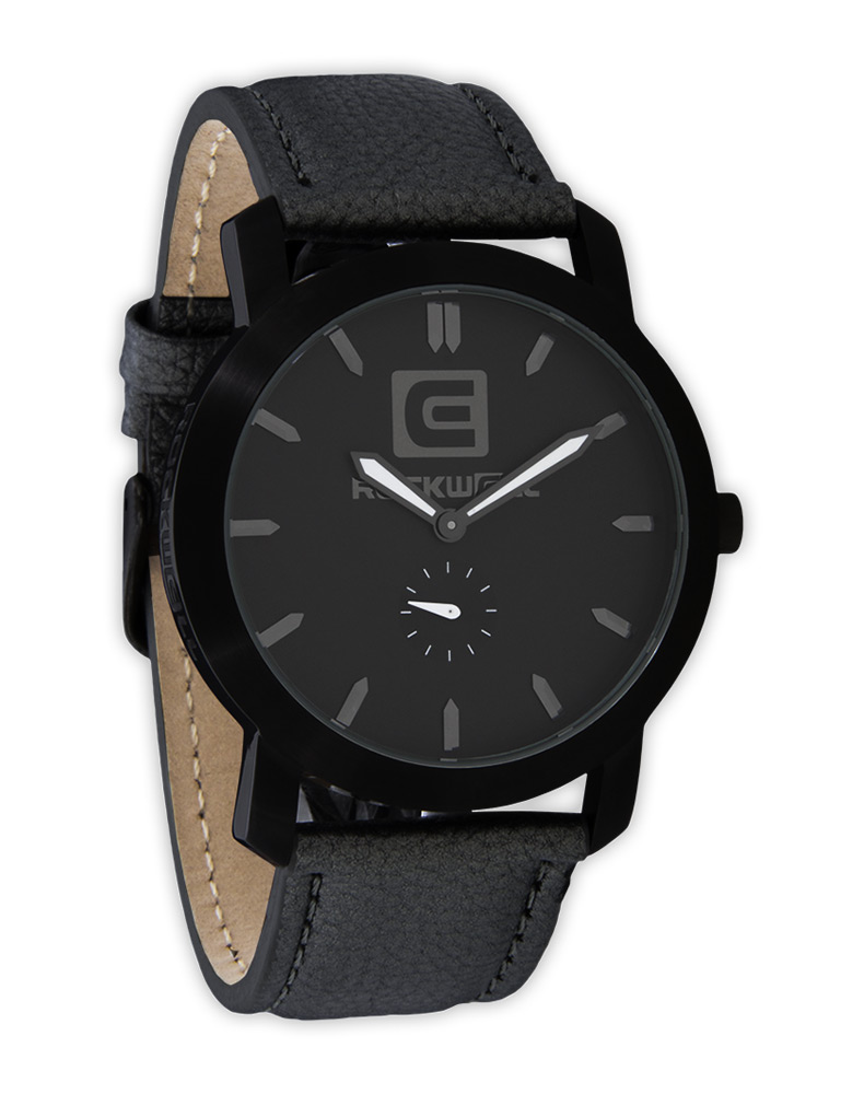 Rockwell Watches UK Cartel - Black-Leather