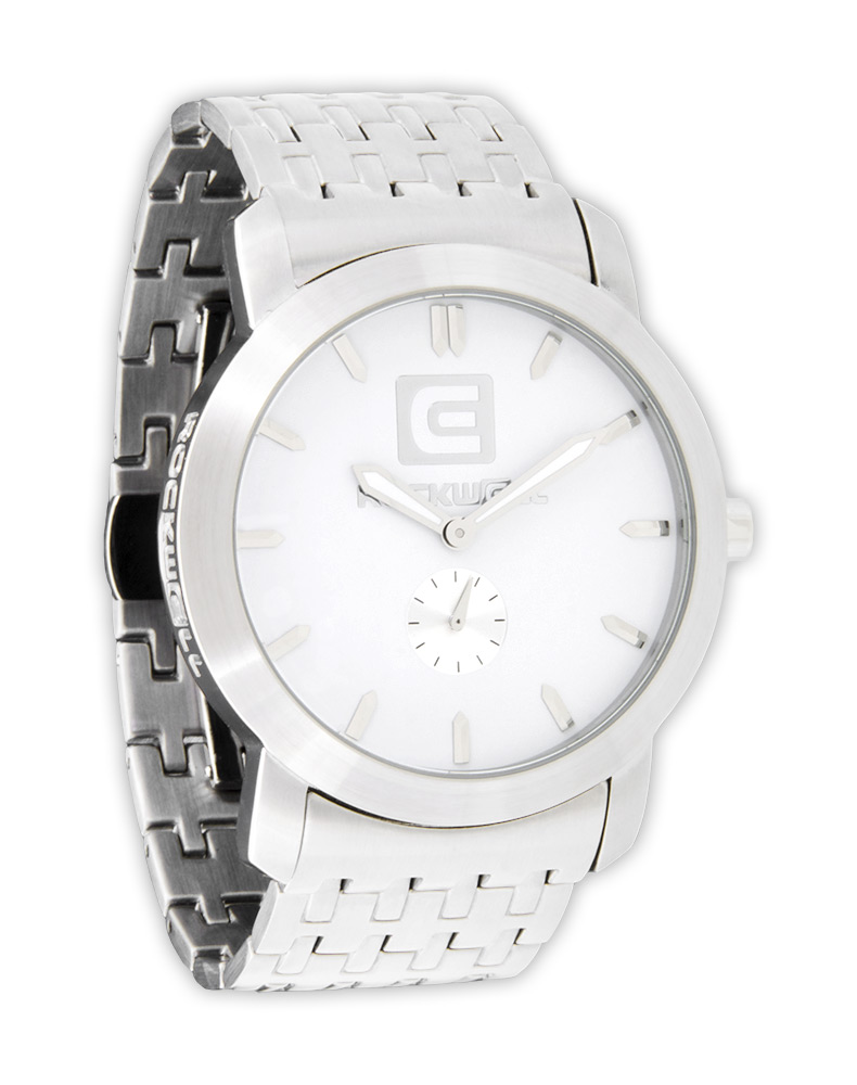 Rockwell Watches UK Cartel - Silver-White
