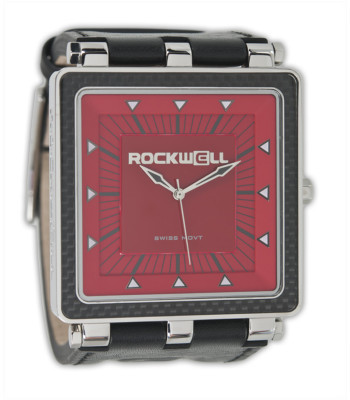Rockwell Watches CF Black-Red