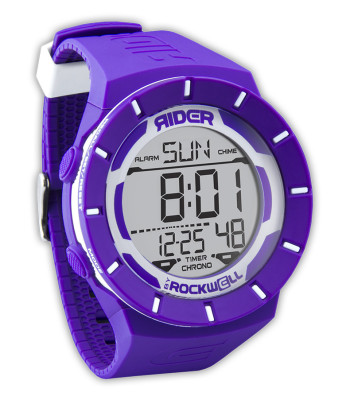 Rockwell Watches Coliseum - Purple-White