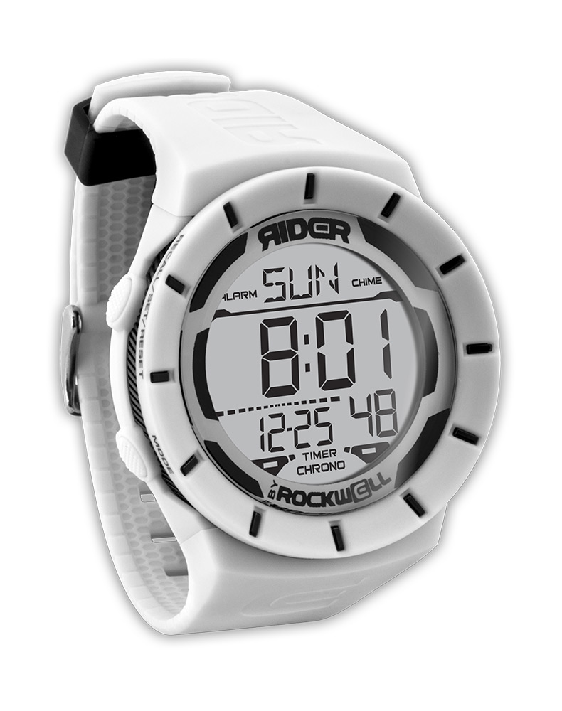Rockwell Watches Coliseum - White