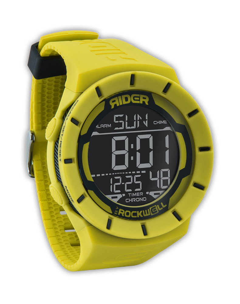 Rockwell Watches Coliseum - Yellow-Black