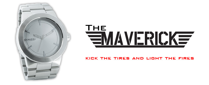 Rockwell Watches UK Maverick Range