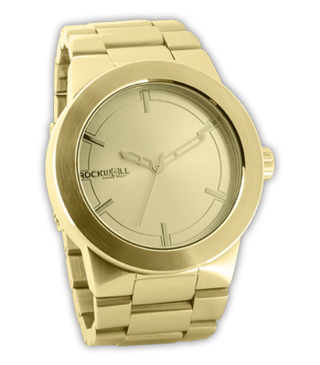 Rockwell Watches Maverick - Gold