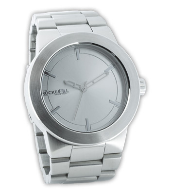 Rockwell Watches Maverick - Silver-Silver