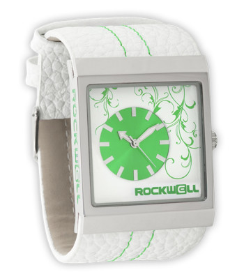 Rockwell Watches Mercedes - White-Green
