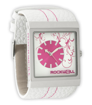 Rockwell Watches Mercedes - White-Pink