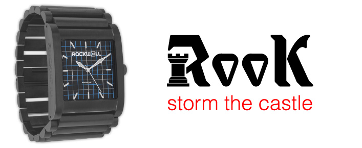 Rockwell Watches UK Rook Range