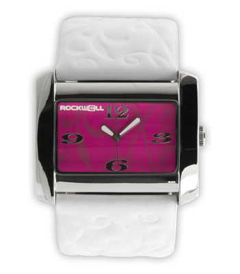 Rockwell Watches Vanessa - White-Pink